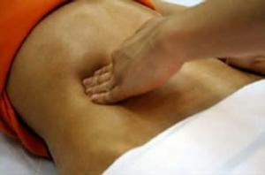 mayan ab massage